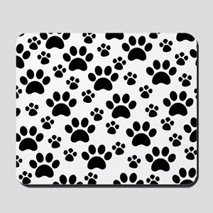 Dog Paws Mousepad
