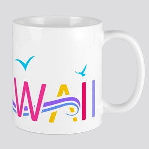 Hawaii Islands Mugs