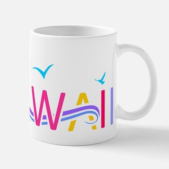 Hawaii Islands Mugs