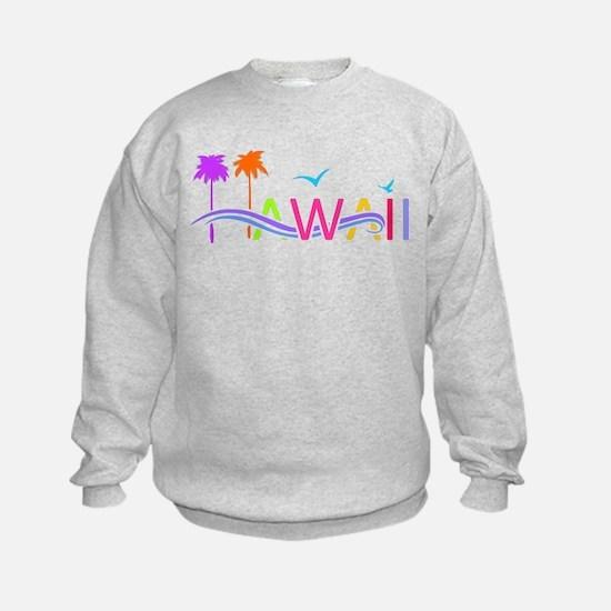 Hawaii Islands Sweatshirt