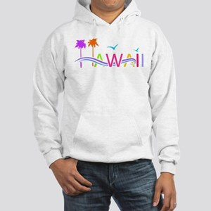 Hawaii Islands Hoodie