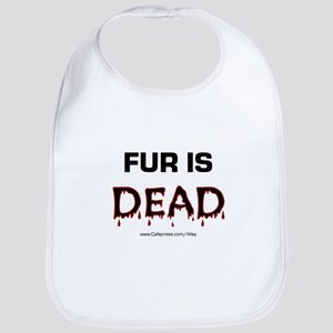 Fur Is Dead Bib