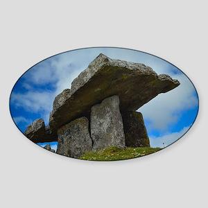 Poulnabrone dolmen Sticker