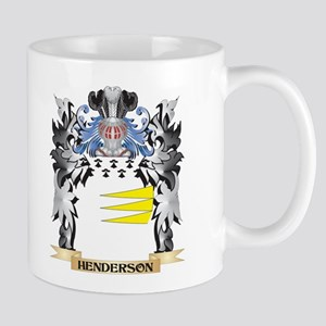 Henderson Coat of Arms - Family Crest Mugs