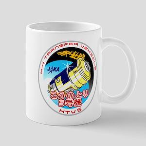 HTV-5 Logo Mug