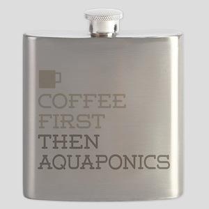 Coffee Then Aquaponics Flask