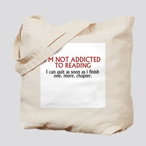 one more chapter Tote Bag