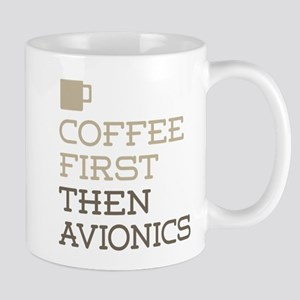 Coffee Then Avionics Mugs