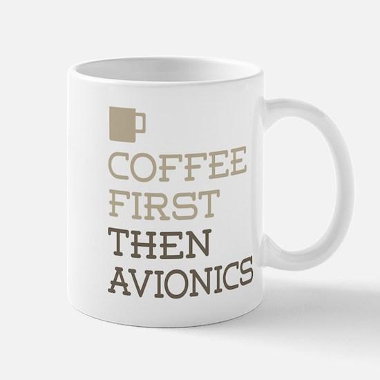 Coffee Then Avionics Mugs