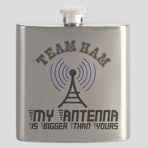 Team Ham Flask