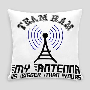 Team Ham Everyday Pillow