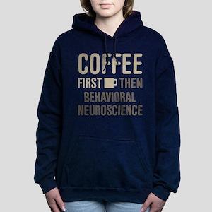 Behavioral Neuroscience Women's Hooded Sweatshirt