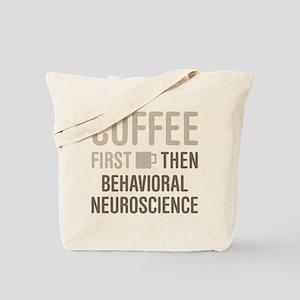 Behavioral Neuroscience Tote Bag