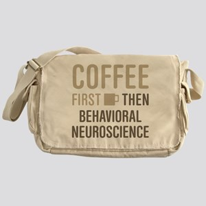Behavioral Neuroscience Messenger Bag