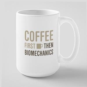 Coffee Then Biomechanics Mugs
