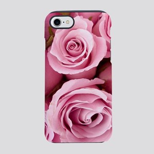 Pink Roses iPhone 8/7 Tough Case