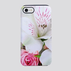 Lilies And Roses Bouchet iPhone 8/7 Tough Case
