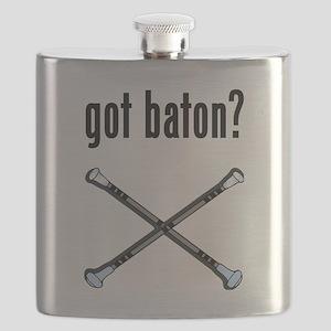 got Baton Flask