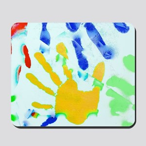 Helping Hands Mousepad
