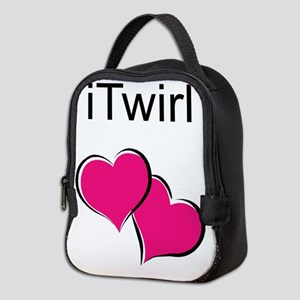 iTwirl Baton Neoprene Lunch Bag