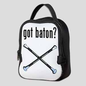 got Baton Neoprene Lunch Bag