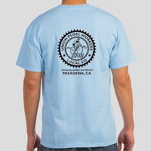Local 626: 2-Sided Print Light T-Shirt