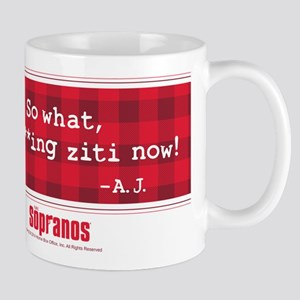 The Sopranos Like Any Other Family Mug