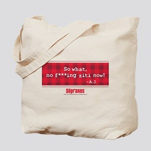 The Sopranos Like Any Other Family Tote Bag