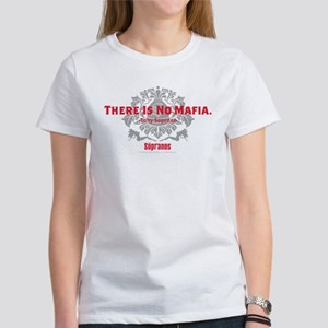 The Sopranos No Mafia Women's T-Shirt