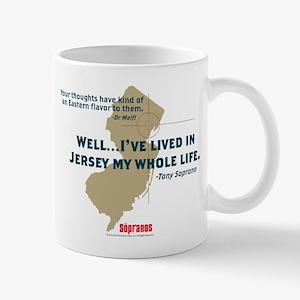 The Sopranos Jersey Mug