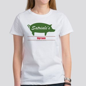The Sopranos Satriale's Women's T-Shirt