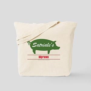 The Sopranos Satriale's Tote Bag