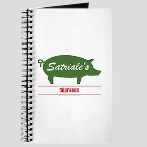 The Sopranos Satriale's Journal