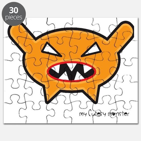 Funny No evil Puzzle