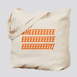 The Wire Sheeeeeit Tote Bag