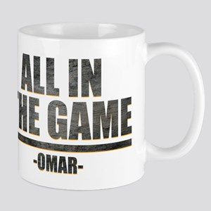 The Wire All in the Game Mug