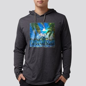 Bora Bora French Polynesia Long Sleeve T-Shirt