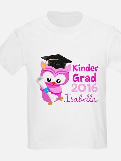 Pink Grad (custom) T-Shirt