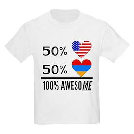 Half American Half Armenian T-Shirt