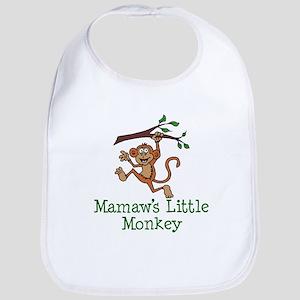 Mamaw's Little Monkey Bib