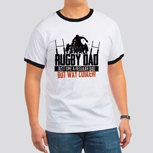 I'm A Rugby Dad, Just Like A Regular Dad  Ringer T