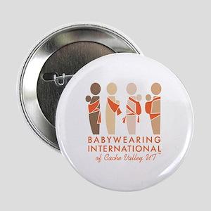 "BWI of Cache Valley square logo 2.25"" Button"
