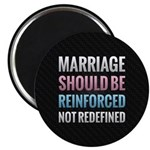 Marriage Should Be Reinforced Magnets