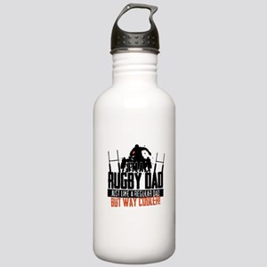 I'm A Rugby Dad, Just Stainless Water Bottle 1.0L