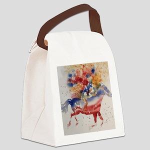 #lovewins Canvas Lunch Bag