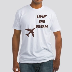 Living The Dream Airplane T-Shirt