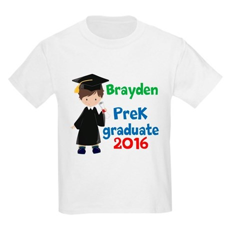 Little Graduate Kids Light T-Shirt & Preschool Graduation Gifts - CafePress