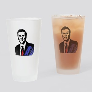 jeb bush Drinking Glass