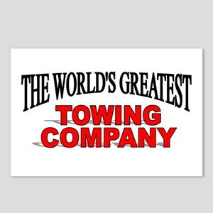 """""""The World's Greatest Towing Company"""" Postcards (P"""
