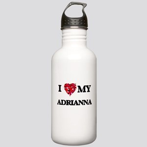 I love my Adrianna Stainless Water Bottle 1.0L